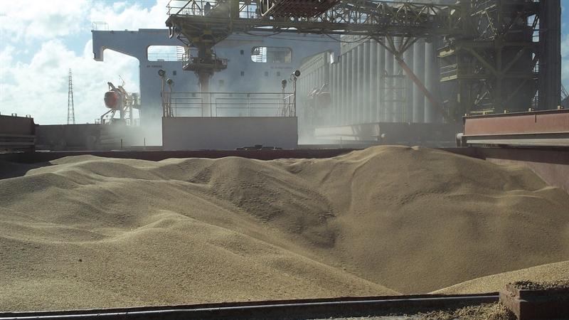 Transportation of wheat - Skuld